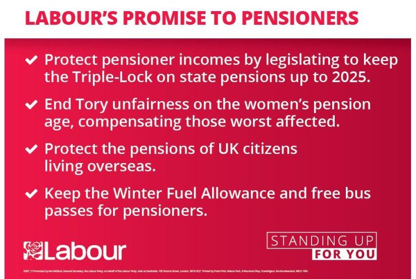 pensioners promises