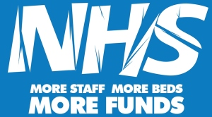 NHS staff beds funds