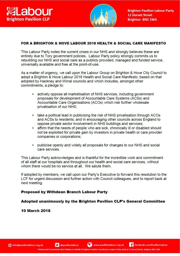 NHS manifesto_10.03.18