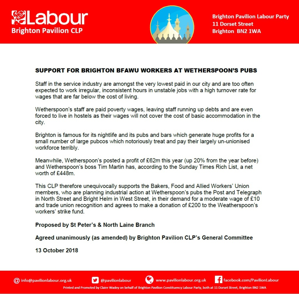 Support Wetherspoons Workers_13.10.18