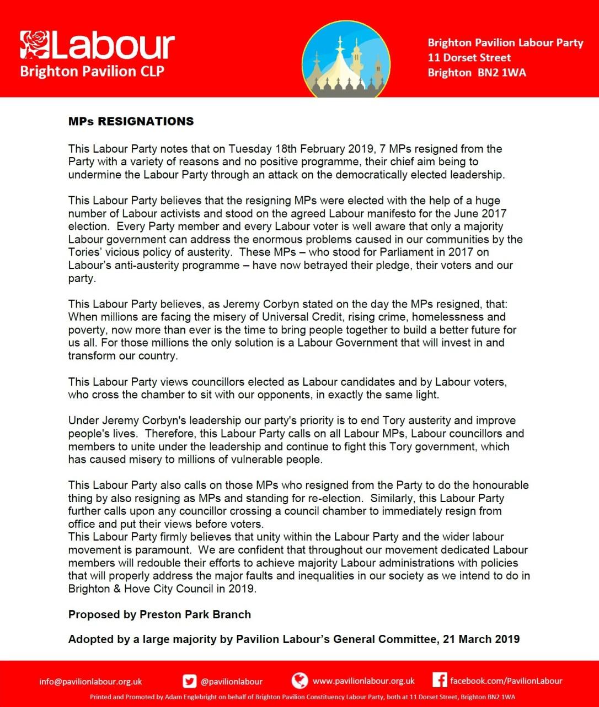 MPs resignations_21.03.19