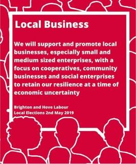 local business c