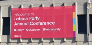 #Lab19 sign on Btn Centre
