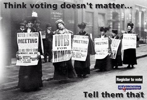 Think voting doesn't matter...