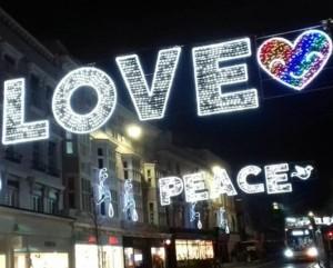 Love Peace c